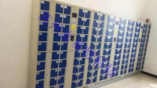 工厂员工手机柜实现智能化发展