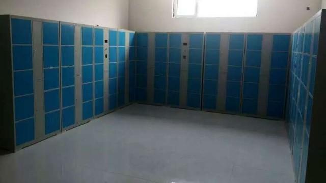 智能储物柜定制系统