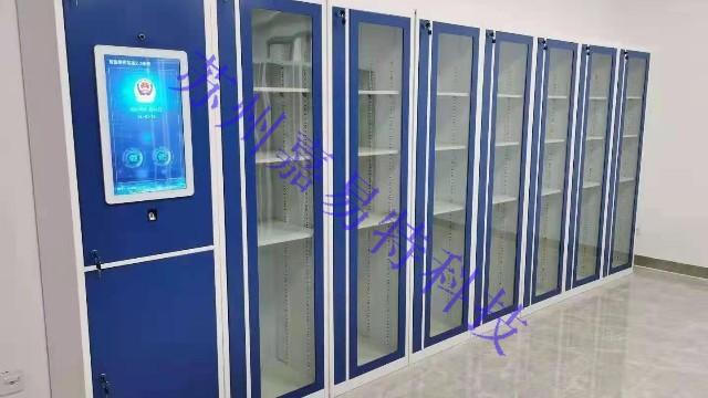 智能装备柜!开启公安装备管理新篇章!