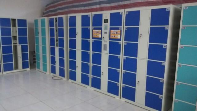 微信智能储物柜定制
