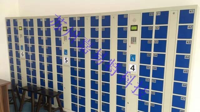 工厂智能手机柜解决员工手机保管问题