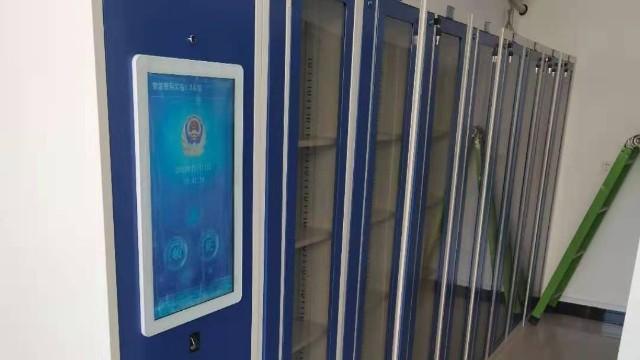 警用装备柜和单警装备可延伸计划
