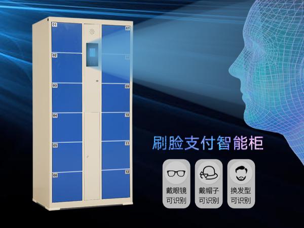 人脸智能储物柜定制