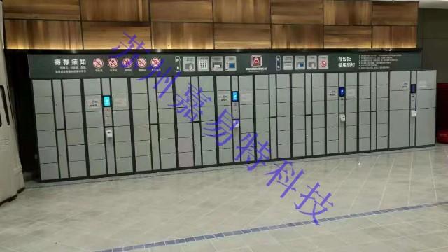 学校体育馆储物柜的应用