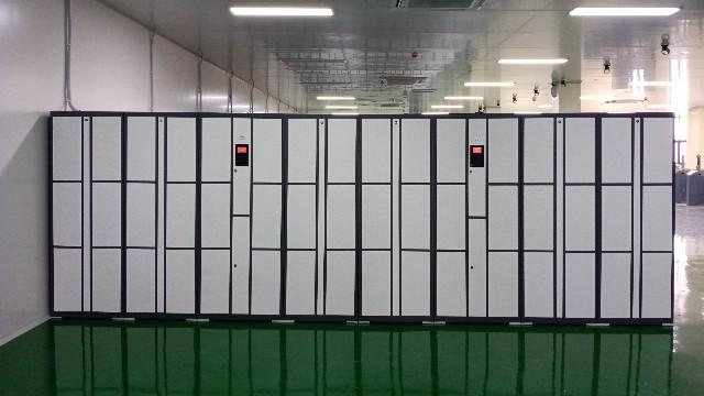 工厂需要什么样智能储物柜系统?