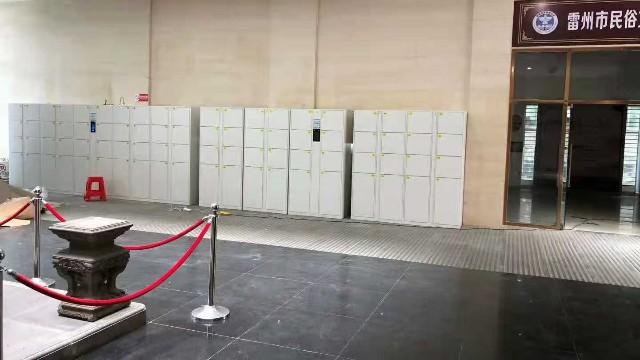 人脸识别储物柜管理系统
