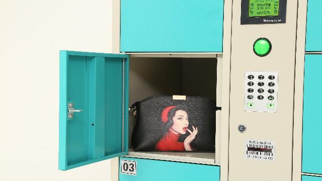 智能条码储物柜怎么用