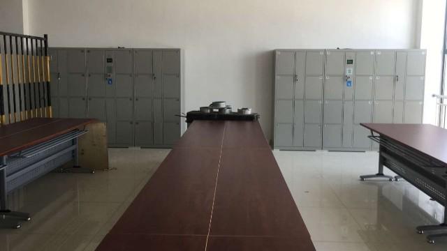 智能储物柜系统
